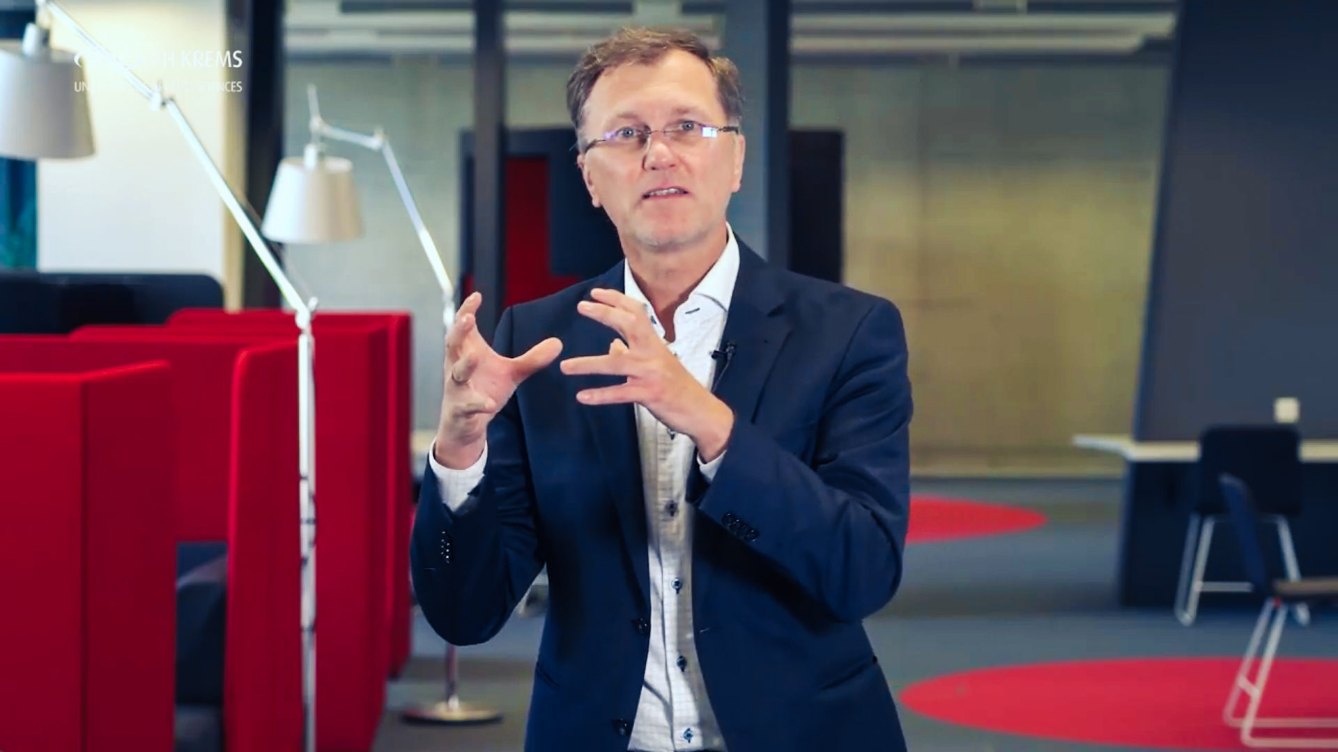 Forscher Gerhard Kormann-Hainzl