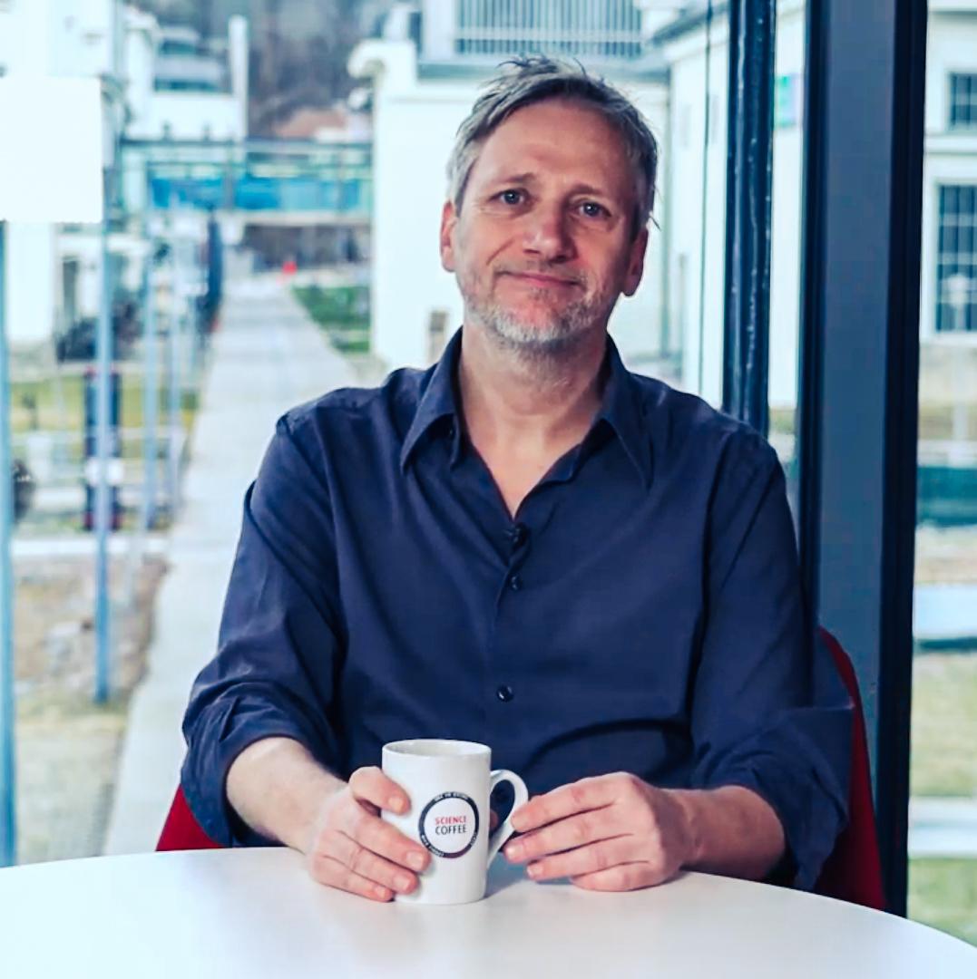 IMC Forscher Christoph Wiesner